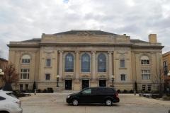 Memorial Hall Facade